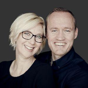 Speaker - Aika und Dirk von den Gewinnerkindern
