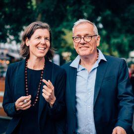 Speaker - Dr. Caroline Dostal und Jens Kunik